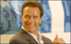 Schwarzenegger vertrouwt op de toekomst